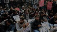 News video: Protest in New Delhi after gang-rape victim dies